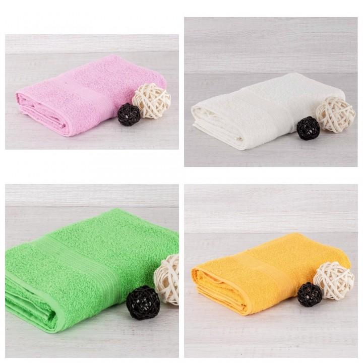 Полотенце махровое (100% хлопок): POLM-4