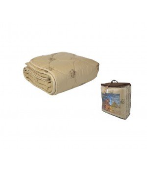 Одеяло Верблюжья шерсть 300гр, хлопок: ODVK-1