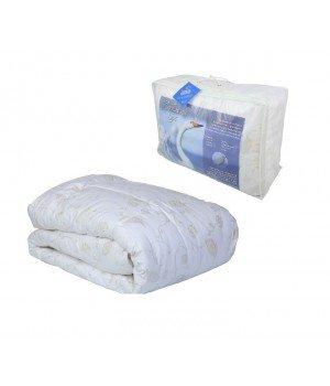 Одеяло Лебяжий пух 300гр, стеганое : ODLK-1