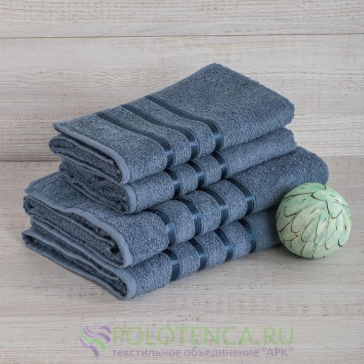 Полотенце махровое (100% хлопок): POLM-2