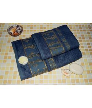 Полотенце махровое бамбук: PSB11