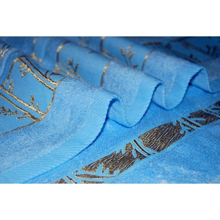 Полотенце махровое бамбук: PSB12