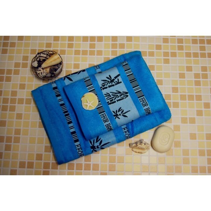 Полотенце махровое бамбук: PSB2