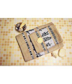 Полотенце махровое бамбук: PSB4