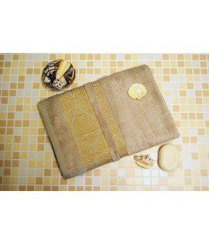 Полотенце махровое бамбук: PSB56