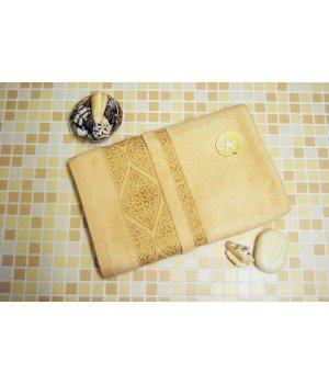 Полотенце махровое бамбук: PSB57